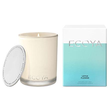 ECOYA Lotus Flower Candle 80hr
