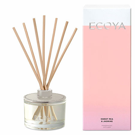ECOYA Sweet Pea and Jasmine Diffuser 200ml