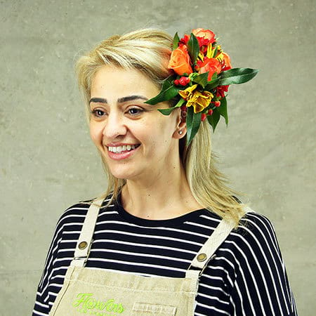 Flower Hair Combs Perfect for Spring Racing (Sydney delivery)