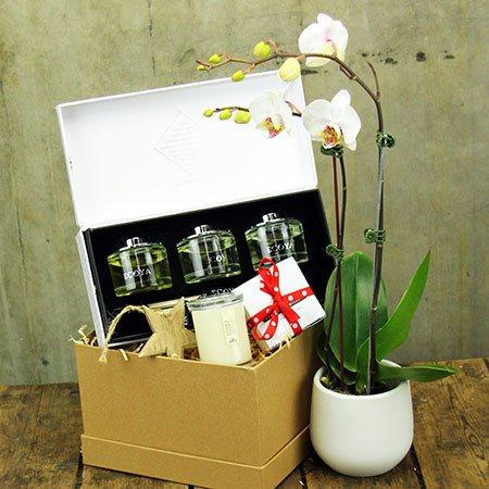 Fragrant Orchid Pamper Hamper (Sydney Only)