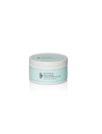 Free Lotus Flower Ecoya Candle