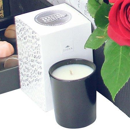 Free Valentines Day Ecoya Candle