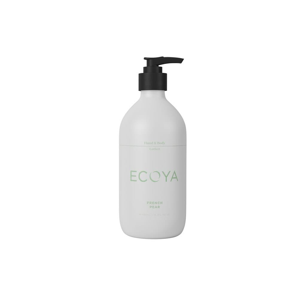 French Pear ECOYA Hand and Body Lotion
