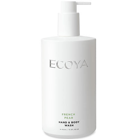 French Pear ECOYA Hand and Body Wash (Sydney Only)