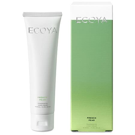 French Pear ECOYA Hand Cream (100ml)