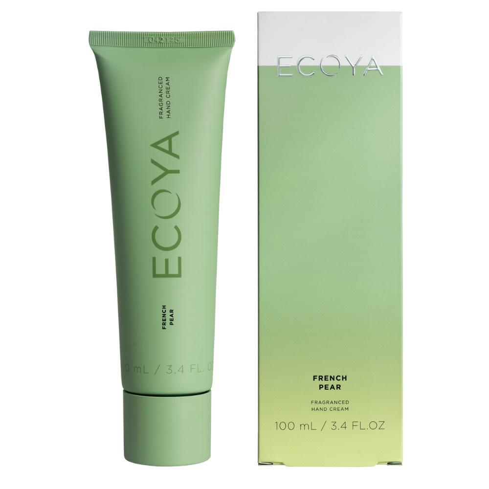 French Pear ECOYA Hand Cream (100ml)