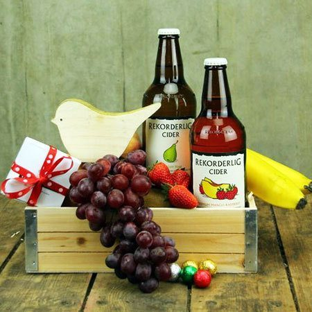 Fruit and Cider