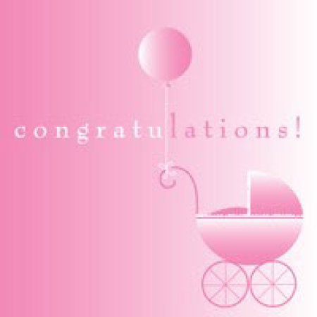 Gift Card Baby Pink