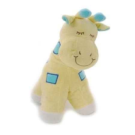 Giraffe Soft Toy Large Blue 40cm