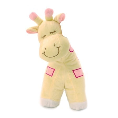 Giraffe Soft Toy Large Pink 40cm