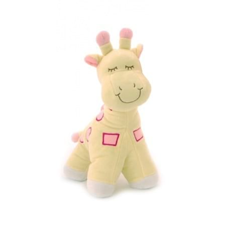 Giraffe Soft Toy Small Pink 22cm