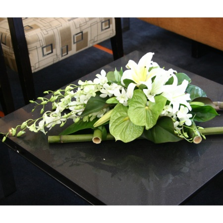 Coffee Table 2 - Corporate Flowers
