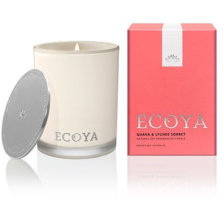 Guava & Lychee Sorbet Madison Jar Candle