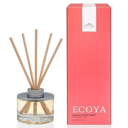 Guava & Lychee Sorbet Mini Ecoya Diffuser (Sydney Only)
