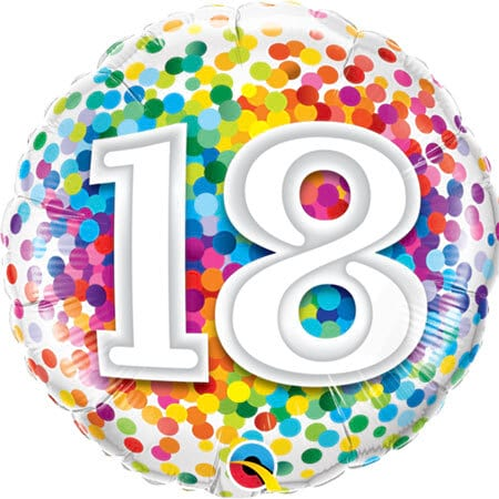 Happy 18th birthday graphics helium filled happy 18th happy 18th