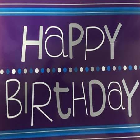 Gift Card Happy Birthday 2
