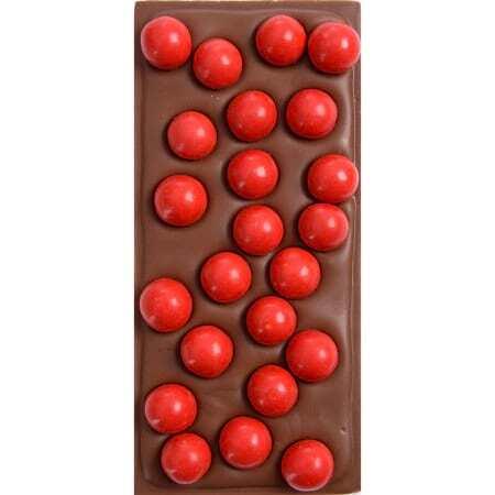 Milk Jaffa Chocolate Bar