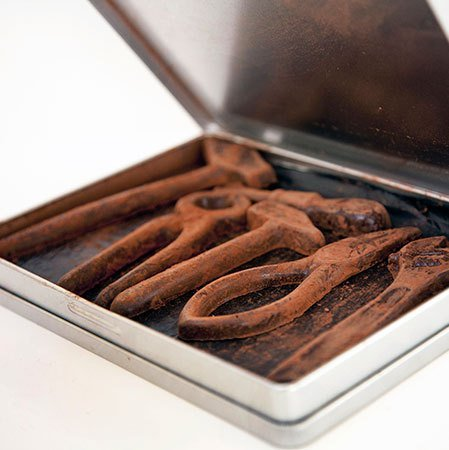 Super Dark Chocolate `Rusty` Tool Kit