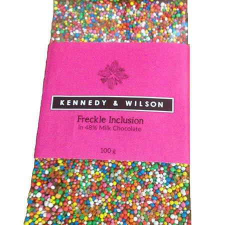 Kennedy & Wilson Milk Chocolate Freckle (100g) Gluten Free
