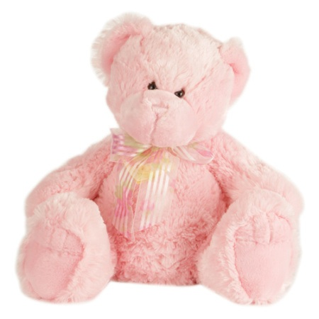 Large Pink Teddy (approx 38cm )