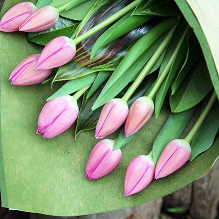 Le Petit Tulip Bouquet