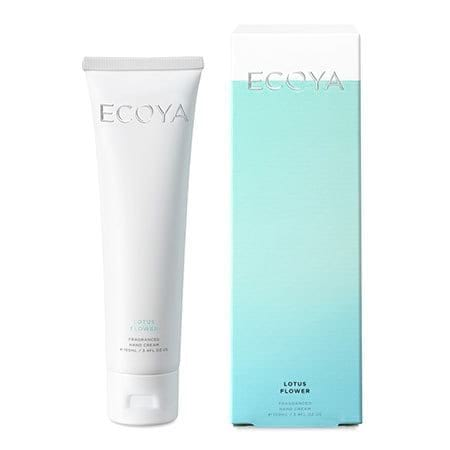 Lotus Flower ECOYA Hand Cream 100ml (Sydney Only)