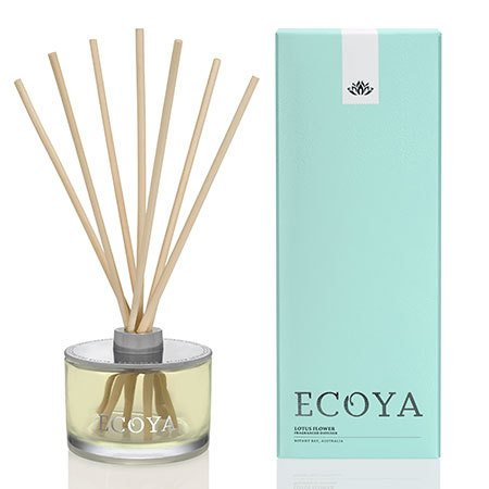 Lotus Flower Ecoya Reed Diffuser