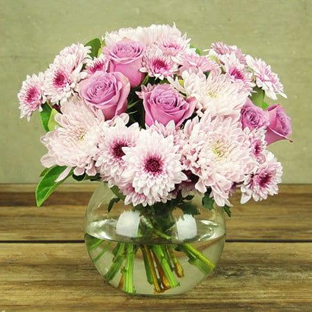 Lovely Lilac Vase