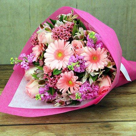 McGrath Foundation Pink Bouquet (Sydney Only)