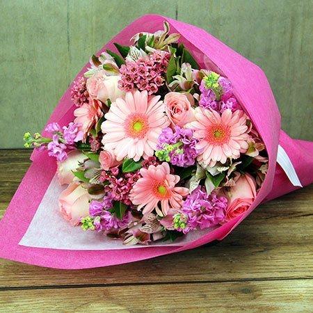 McGrath Foundation Pink Bouquet