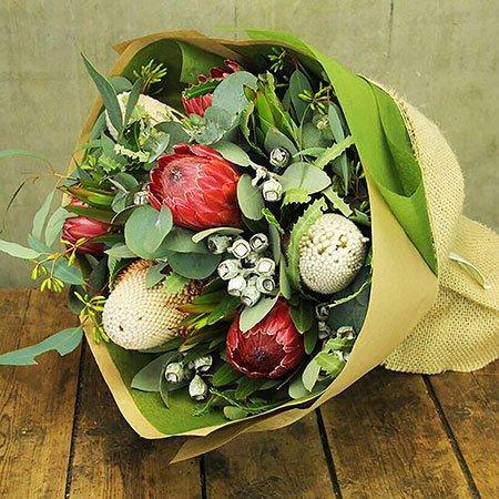 Native Flower Bouquet Melbourne