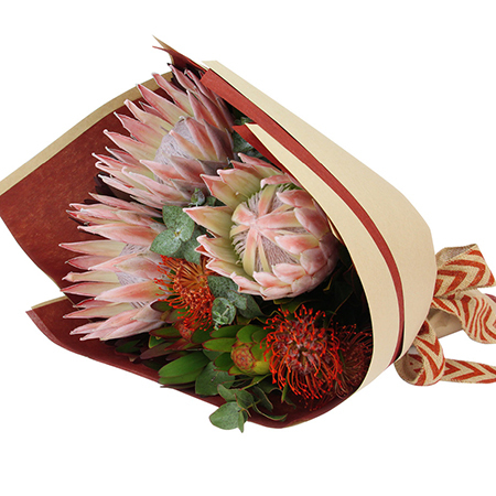 Native Xmas Flower Bouquet Delivered in Sydney