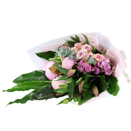 Paris Pink Bouquet