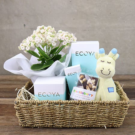 Peace Lotus Baby Hamper