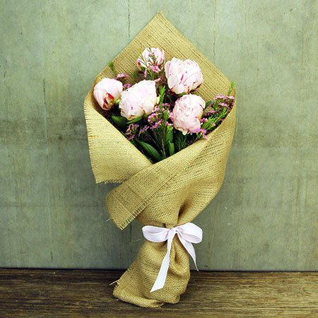 Peony Posy (Melbourne Only)