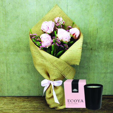 Peony Posy Special Offer
