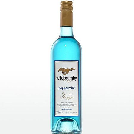 Peppermint Schnapps 750ml (Sydney Only)