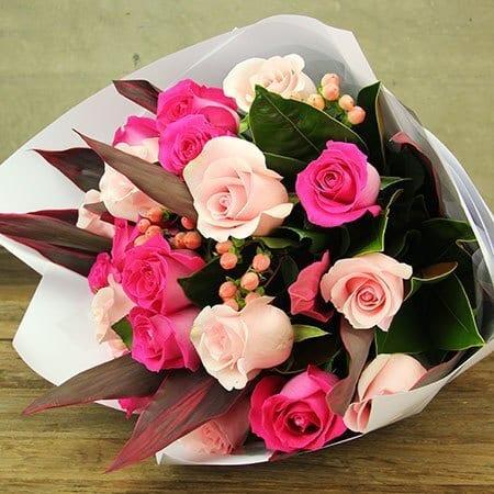 Pink Roses Delivered