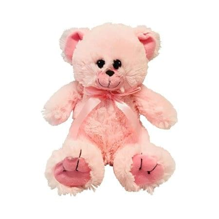 Cute Pink Teddy Bear 20cm Delivered