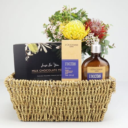Men`s Pamper Hamper