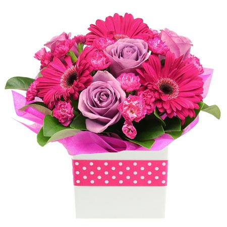 Pretty n Pink flower Arrangement