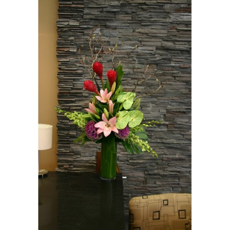 Reception Desk 3 - Corporate Flowers