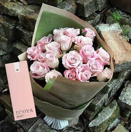 Rose Sorbet & Reed Diffuser Gift
