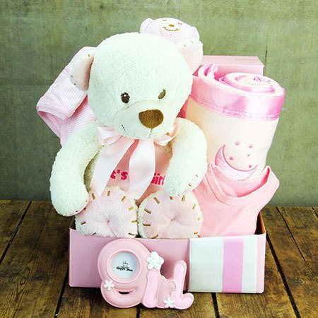 Suggle Bubs Baby Hamper (Pink or Blue)