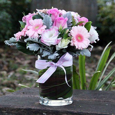 Soft Pastel Blooms