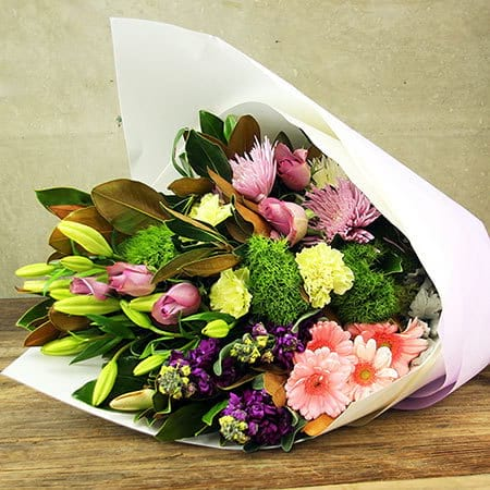 Spring Princess Flower Bouquet Delivered