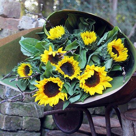 Sunflower Bouquet Melbourne