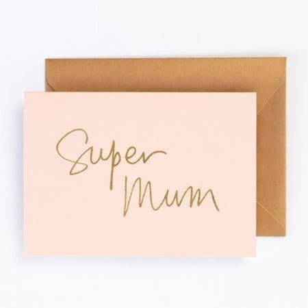 Super Mum Gift Card