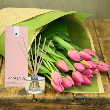 Tulips for a Sweet Pea (Sydney Only)
