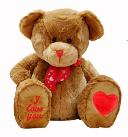 Valentine Teddy 28cm